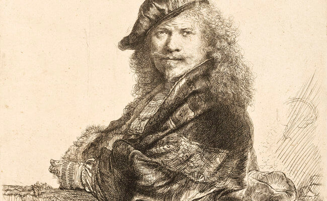lines-of-inquiry-exhibition-presents-best-rembrandt-etchings-from-college-collections